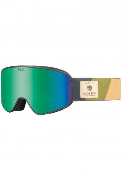 TSG Snowboard-Brille Goggle Amp origins vorderansicht 0340130
