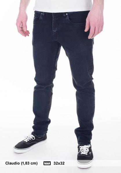 Reell Jeans Spider blue-black Vorderansicht