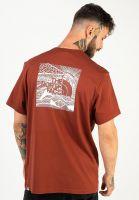 the-north-face-t-shirts-redbox-celebration-brandybrown-tnfblack-vorderansicht-0322492
