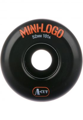 Mini-Logo A-Cut #2 101A