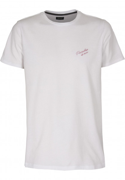 Forvert T-Shirts Oliver white Vorderansicht