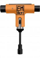 EMillion Skate-Tools x Silver Tool orange-black Vorderansicht