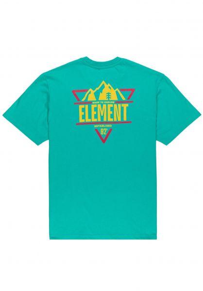 Element T-Shirts Grizzard atlantis vorderansicht 0323364