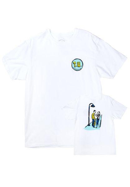Transportation Unit T-Shirts Life Coach white vorderansicht 0320294