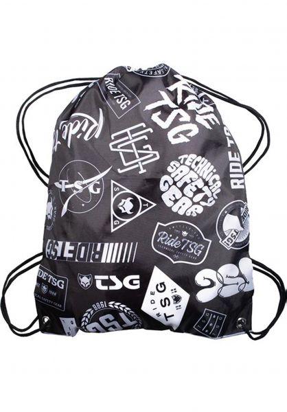 TSG Taschen Gym Bag Classic black vorderansicht 0891633