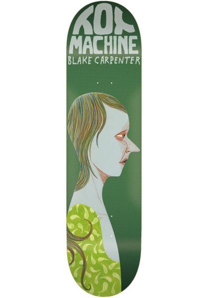 Toy-Machine Skateboard Decks Faces Series Carpenter vorderansicht 0264002