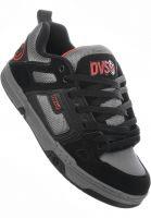 DVS Alle Schuhe Comanche black-charcoal Vorderansicht