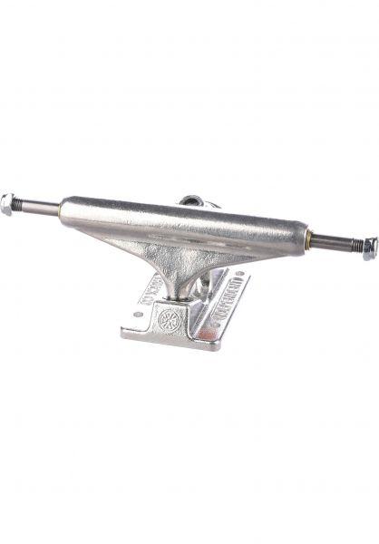Independent Achsen 129 Stage 11 Polished Standard silver Vorderansicht