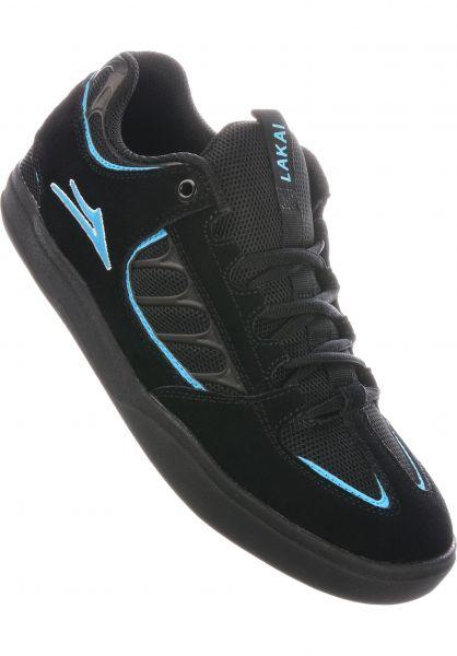 Lakai Alle Schuhe Carroll black-suede vorderansicht 0604802