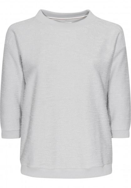 Forvert Sweatshirts und Pullover Lom lightgrey Vorderansicht
