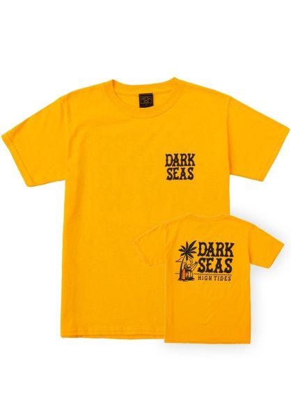 Dark Seas T-Shirts Rio Grande gold vorderansicht 0383292