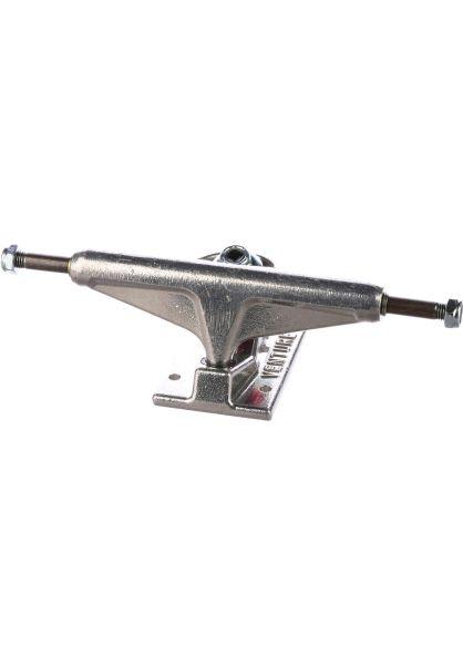Venture Achsen 5.2 Low All Polished silver vorderansicht 0122264