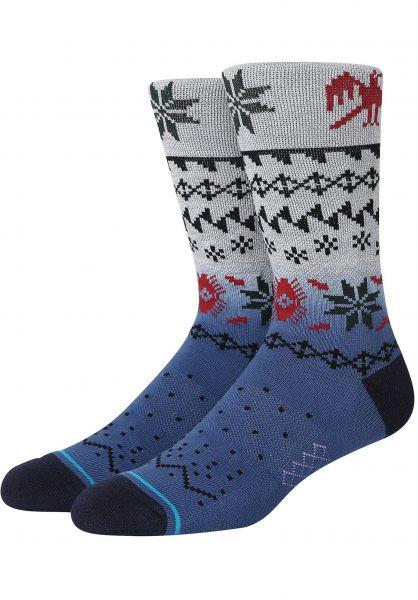 Stance Socken Laugar grey vorderansicht 0632207