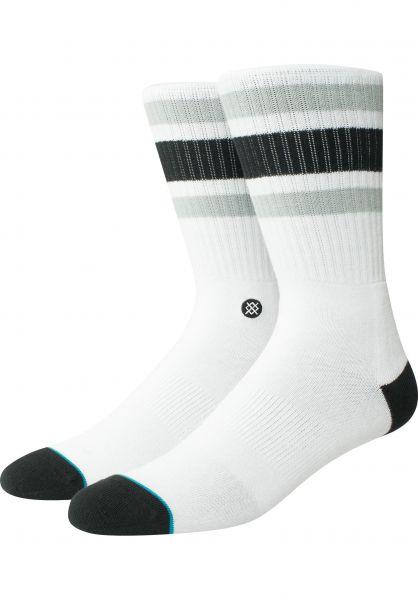 Stance Socken Boyd 4 white Vorderansicht