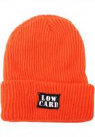 Lowcard-Muetzen-Longshoreman-orange-Vorderansicht