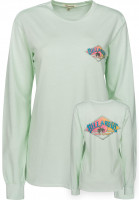 Billabong Longsleeves High Tide aloe Vorderansicht