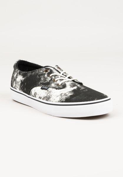 TITUS Alle Schuhe Clubman black-batik-white vorderansicht 0604300