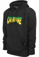 Creature Hoodies Creature Logo charcoal-heather Vorderansicht