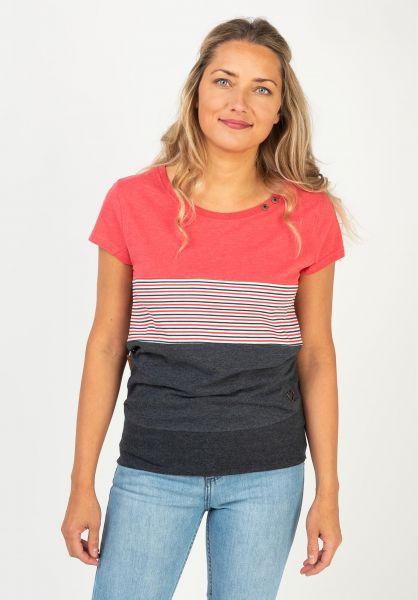 alife and kickin T-Shirts Clea fiesta 320 vorderansicht 0399153