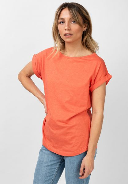Wemoto T-Shirts Holly emberglow vorderansicht 0321387