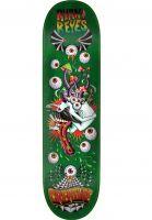 Creature Skateboard Decks Upside Downer Reyes Vorderansicht