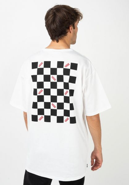 Vans T-Shirts Off The Wall Classic Graphic white vorderansicht 0321450