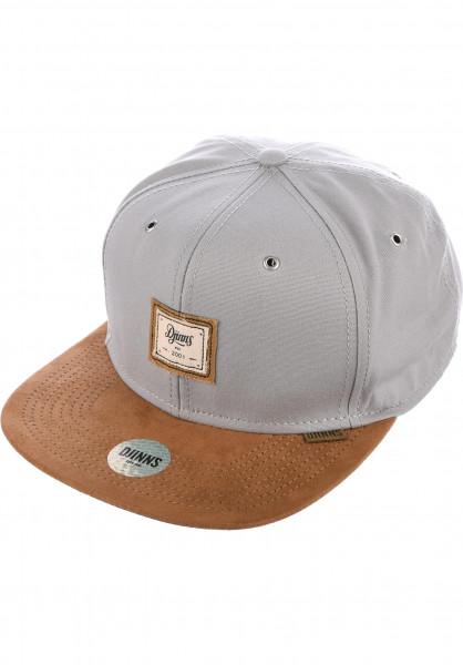 Djinns Caps 6P SB 10 oz Canvas grey Vorderansicht