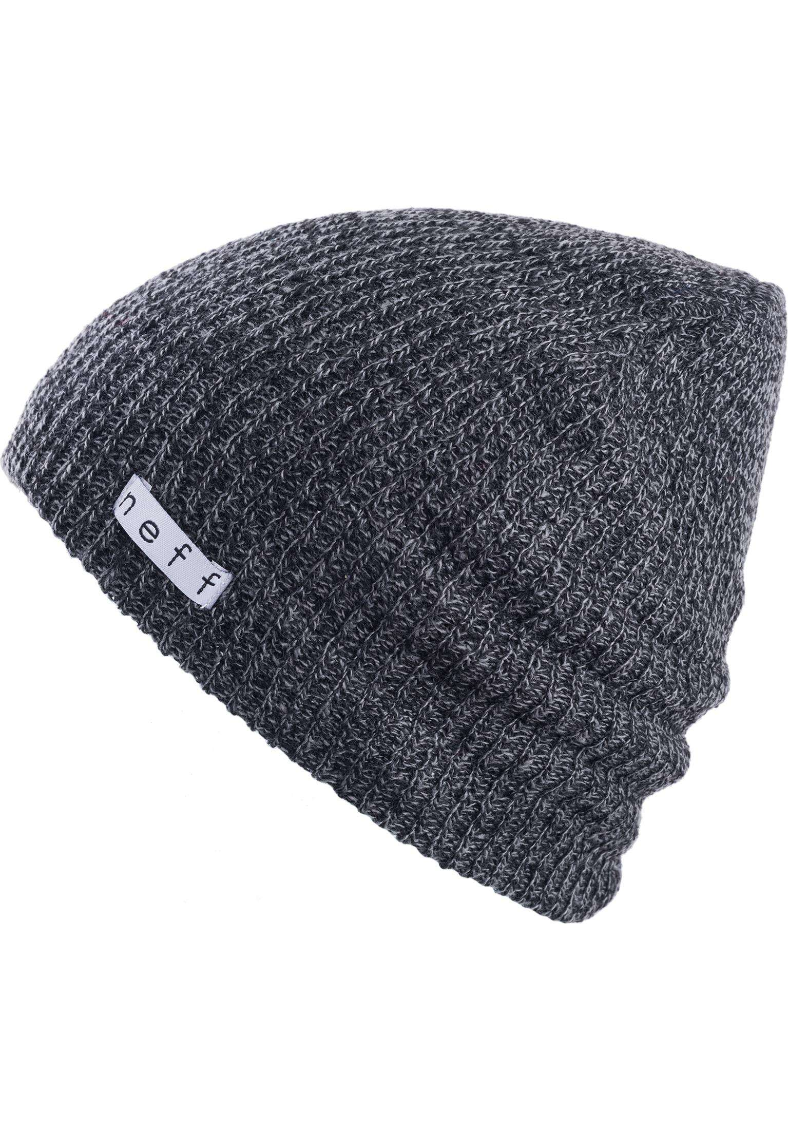 e2a49596b2f Daily Heather Neff Beanies in black-grey for Men