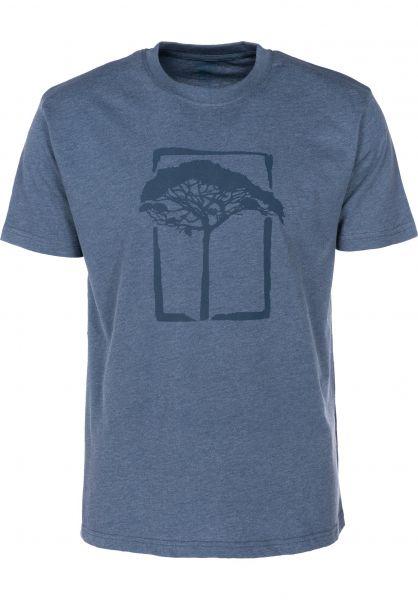 Mahagony T-Shirts T.O.L blue vorderansicht 0399464