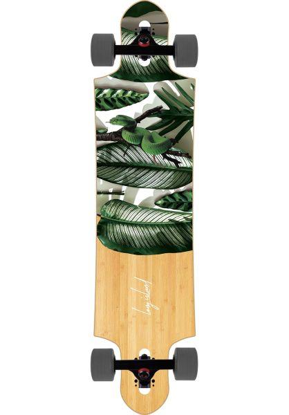 Long Island Longboards komplett Kailani 39.8´´ DT multicolored vorderansicht 0194308