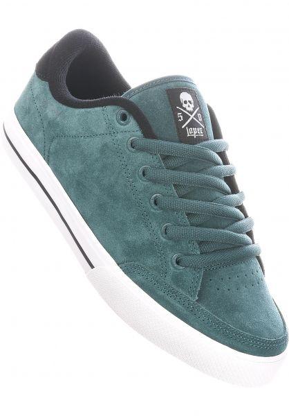 C1RCA Alle Schuhe Lopez 50 petrol-black-white vorderansicht 0603205