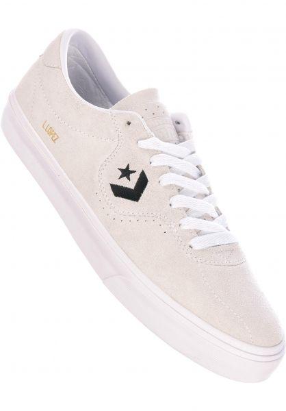 731d4fa5b195b Converse CONS Alle Schuhe Louie Lopez Pro OX white-white-black  vorderansicht 0604558