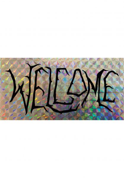 Welcome Verschiedenes Black Lodge Prismatic Foil prism - black vorderansicht 0170415