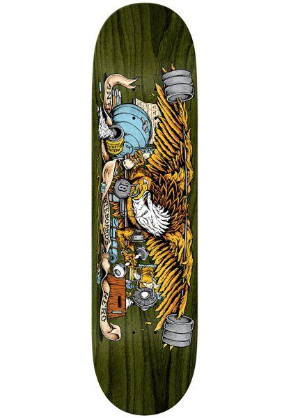 Anti-Hero Skateboard Decks Pumping Feathers assorted vorderansicht 0263642