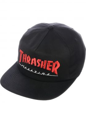 Thrasher Two Tone Magazine Logo