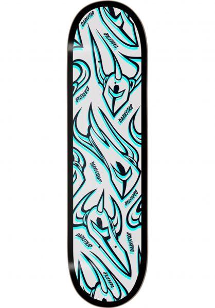 Darkstar Skateboard Decks Overprint RHM blue vorderansicht 0266669