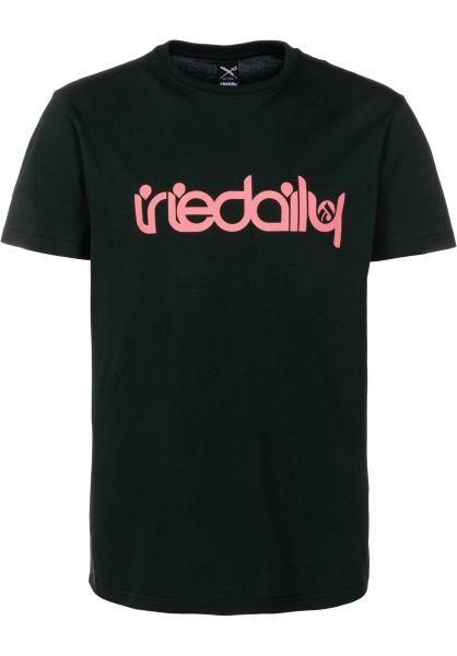 iriedaily T-Shirts No Matter 4 hunter vorderansicht 0374301