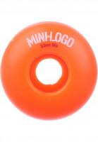 Mini-Logo Rollen C-Cut 90A orange Vorderansicht