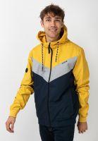 mazine-uebergangsjacken-duns-light-jacket-yellow-navy-vorderansicht-0504598