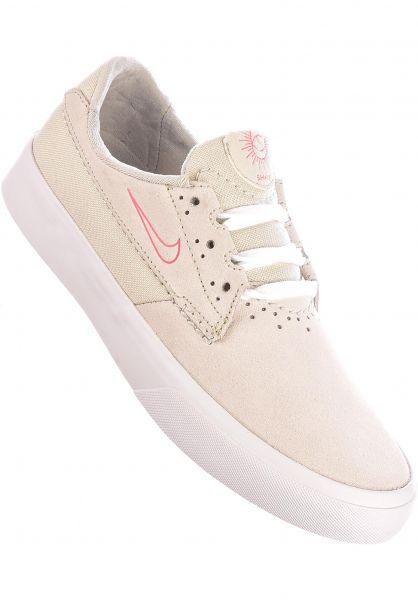 Nike SB Alle Schuhe Shane summitwhite-pinksalt-summitwhite vorderansicht 0612572