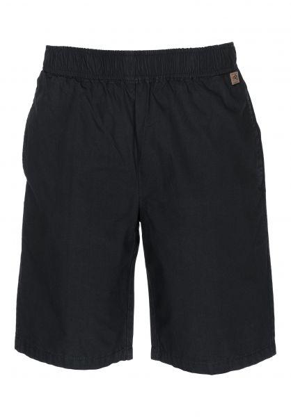 TITUS Shorts Bermuda Ric Kids black Vorderansicht