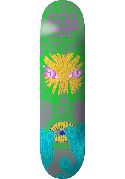 Element Skateboard Decks Westgate Tetsunori multicolored vorderansicht 0263333