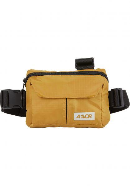AEVOR Taschen Front Pack ripstop-gold vorderansicht 0891634