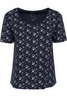Rules-T-Shirts-Mermaid-navy-Vorderansicht