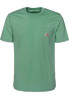 Carhartt WIP T-Shirts Pocket catnip Vorderansicht