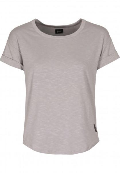 Forvert T-Shirts Padma grey Vorderansicht