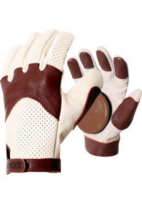Landyachtz Burly Leather Slide Gloves