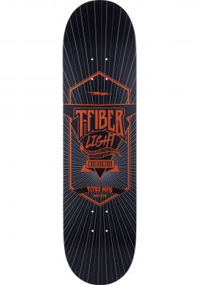 TITUS Skateboard Decks Classic T-Fiber Light