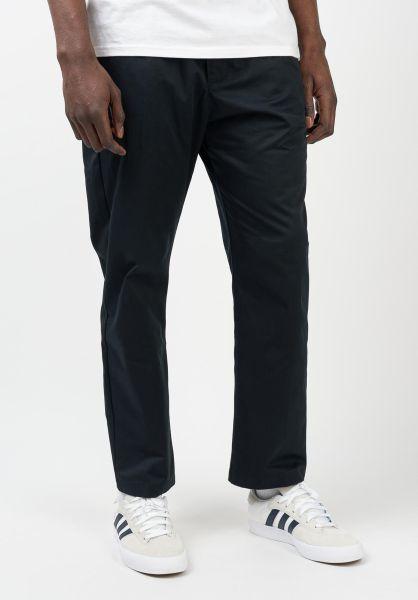 Nike SB Chinos und Stoffhosen Dry Pull On black vorderansicht 0204156