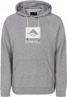 Emerica Hoodies Brand Combo heathergrey vorderansicht 0444937